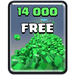 Free Gems for iPhone, iPad et Android!